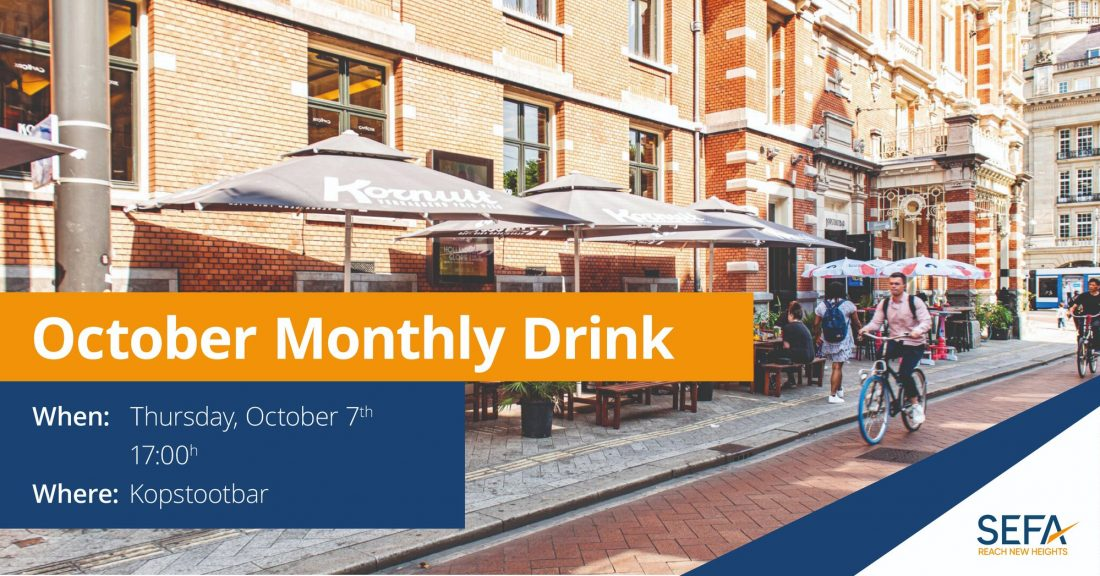 October Monthly Drink