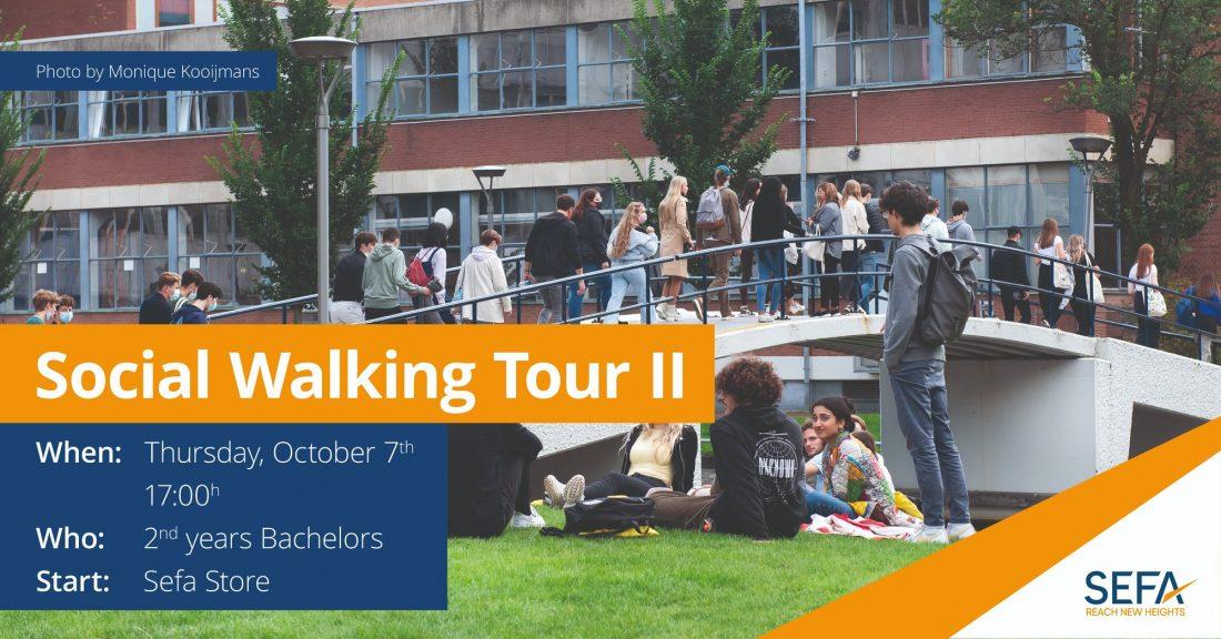 Social Walking tour