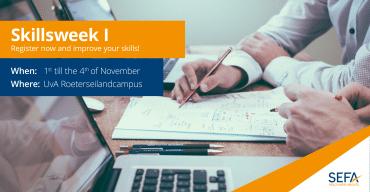 Skillsweek banner