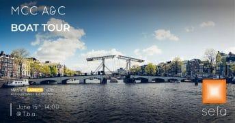 MCC ACC boat tour