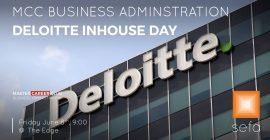 MCC BA Deloitte inhouse day