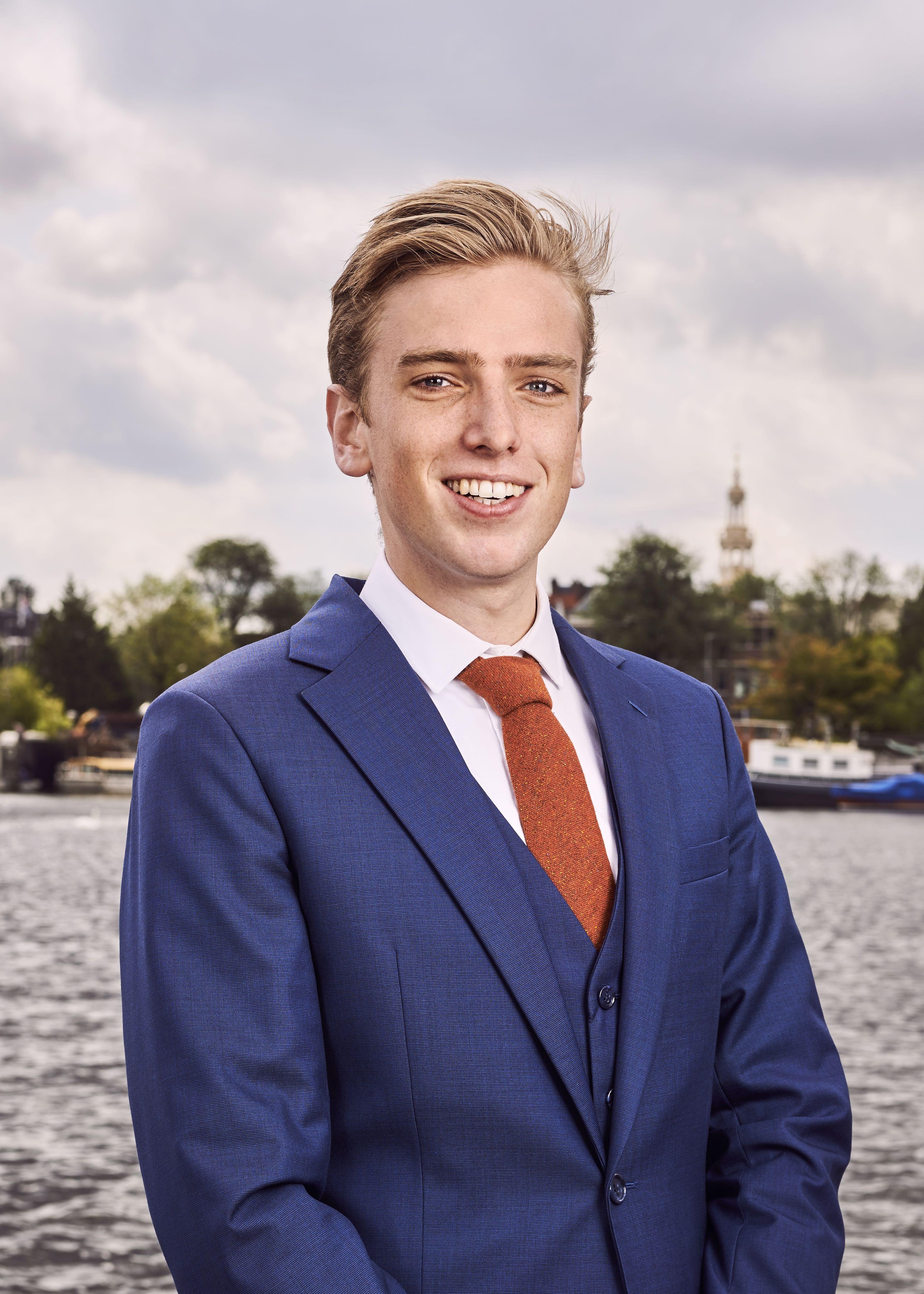 Sefa Board member: Arthur Rokebrand