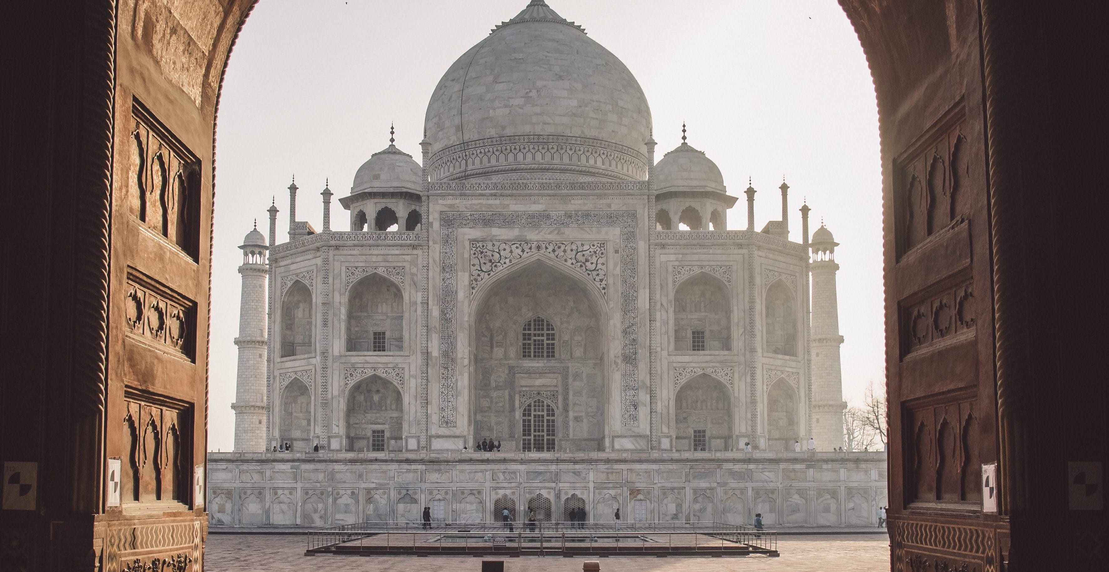 Taj Mahal Sefa Research Project