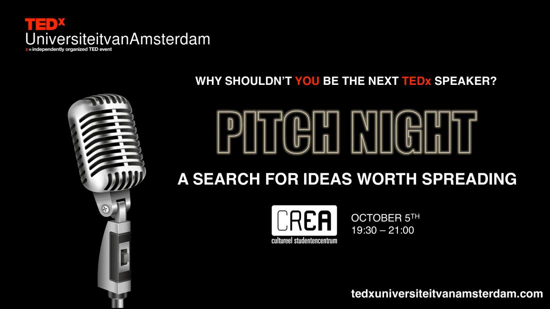 Pitch Night TEDx